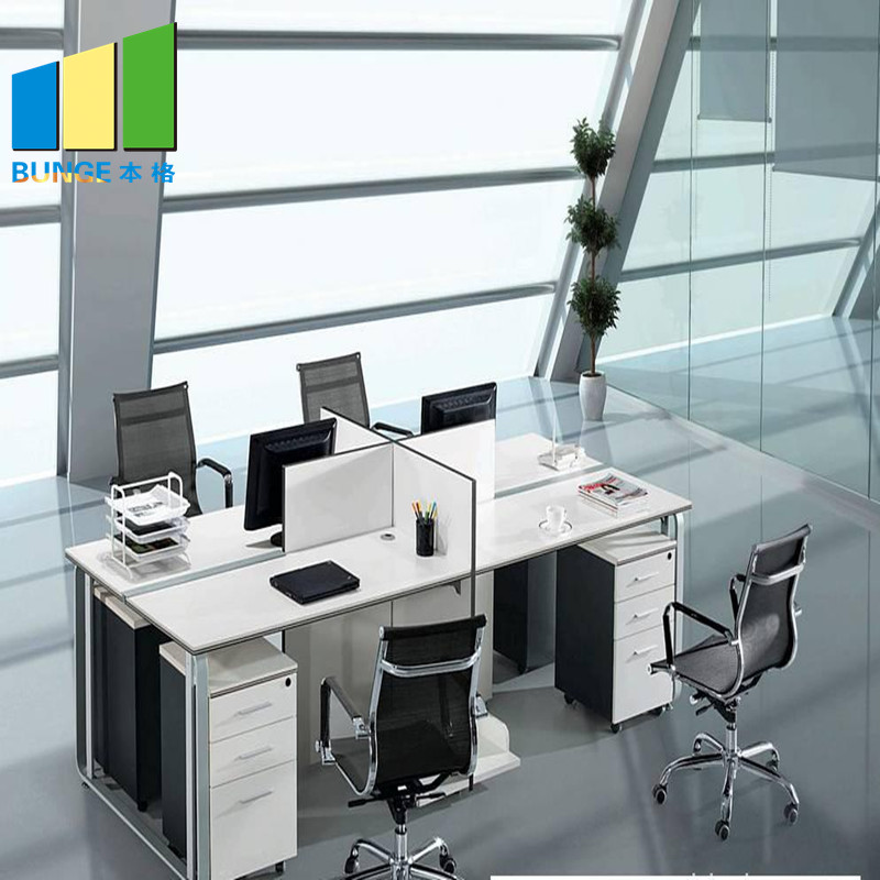 Bunge-Cubicle Desk, Simple Office Furniture Partitions , Meeting Room Computer-5