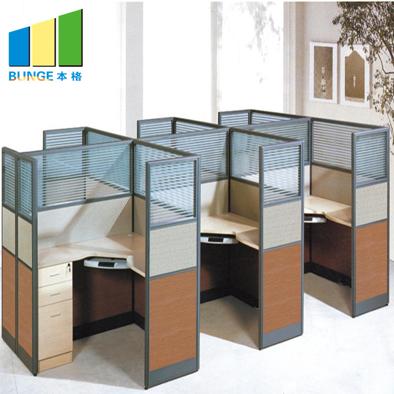 Bunge-Professional Office Table And Chairs Office Workstation Desk Manufacture-1