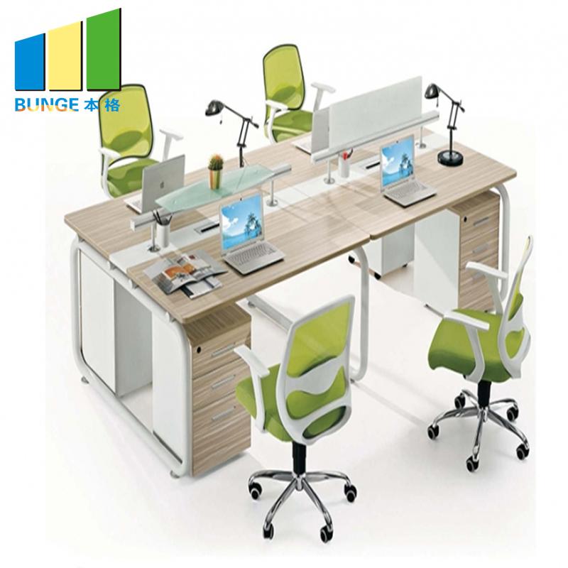 Bunge-Manufacturer Of Office Table Furniture Simple Design Melamine Board Finish