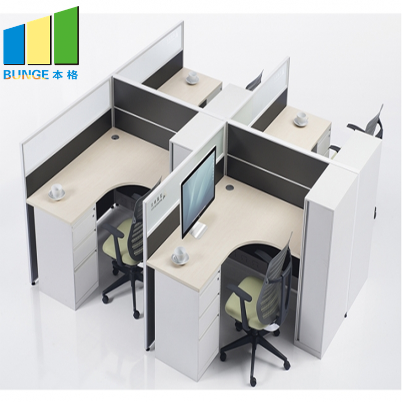 Bunge-Professional Contemporary Office Desk Cubicle Workstation Manufacture