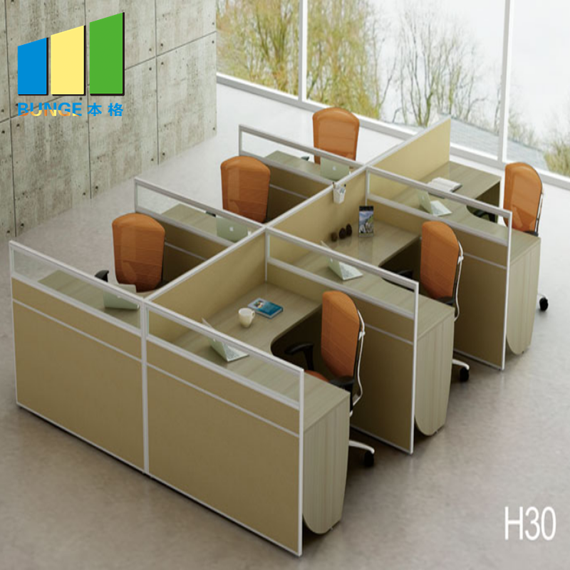 Bunge-Professional Contemporary Office Desk Cubicle Workstation Manufacture-1