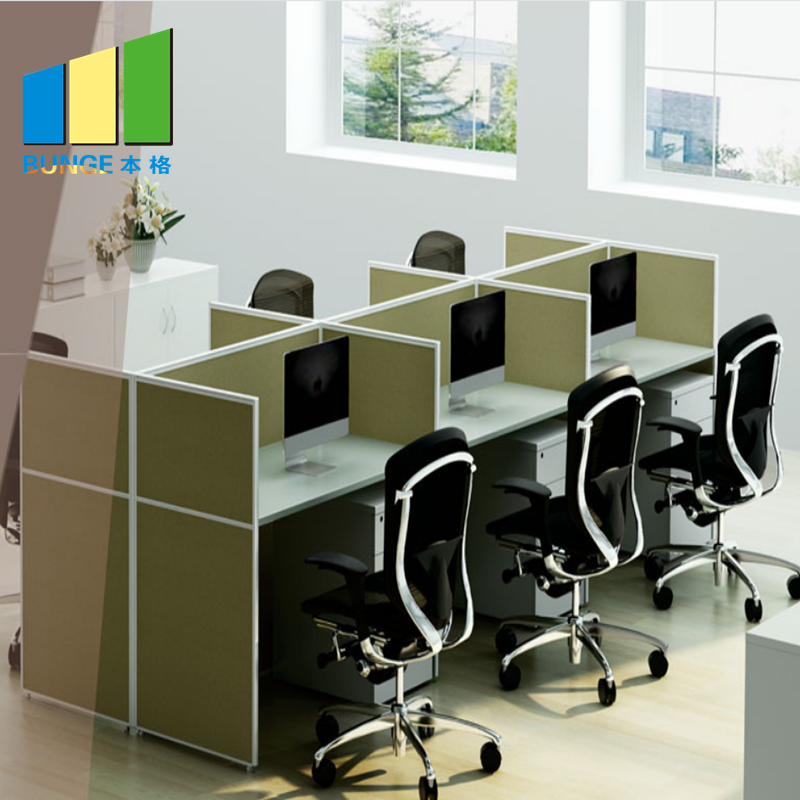 Bunge-Professional Contemporary Office Desk Cubicle Workstation Manufacture-5