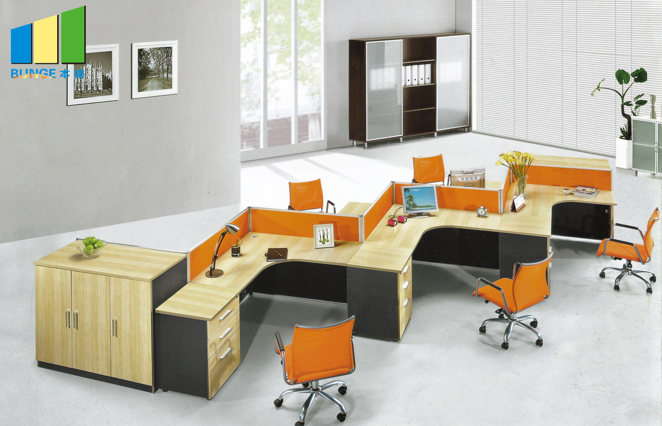 EBUNGE workstation furniture manufacturer for office-6
