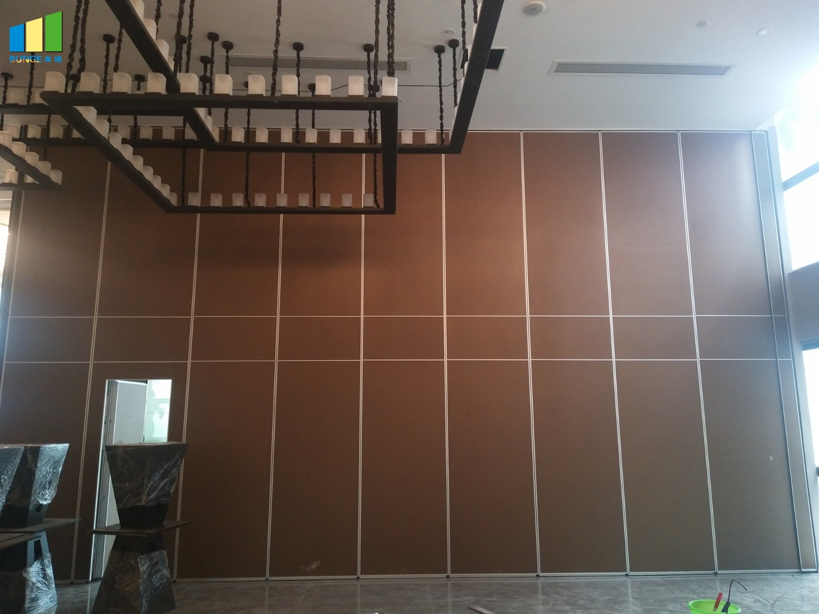Bunge-Movable Walls Manufacture Movable Partition Wall for Banquet Hall-5