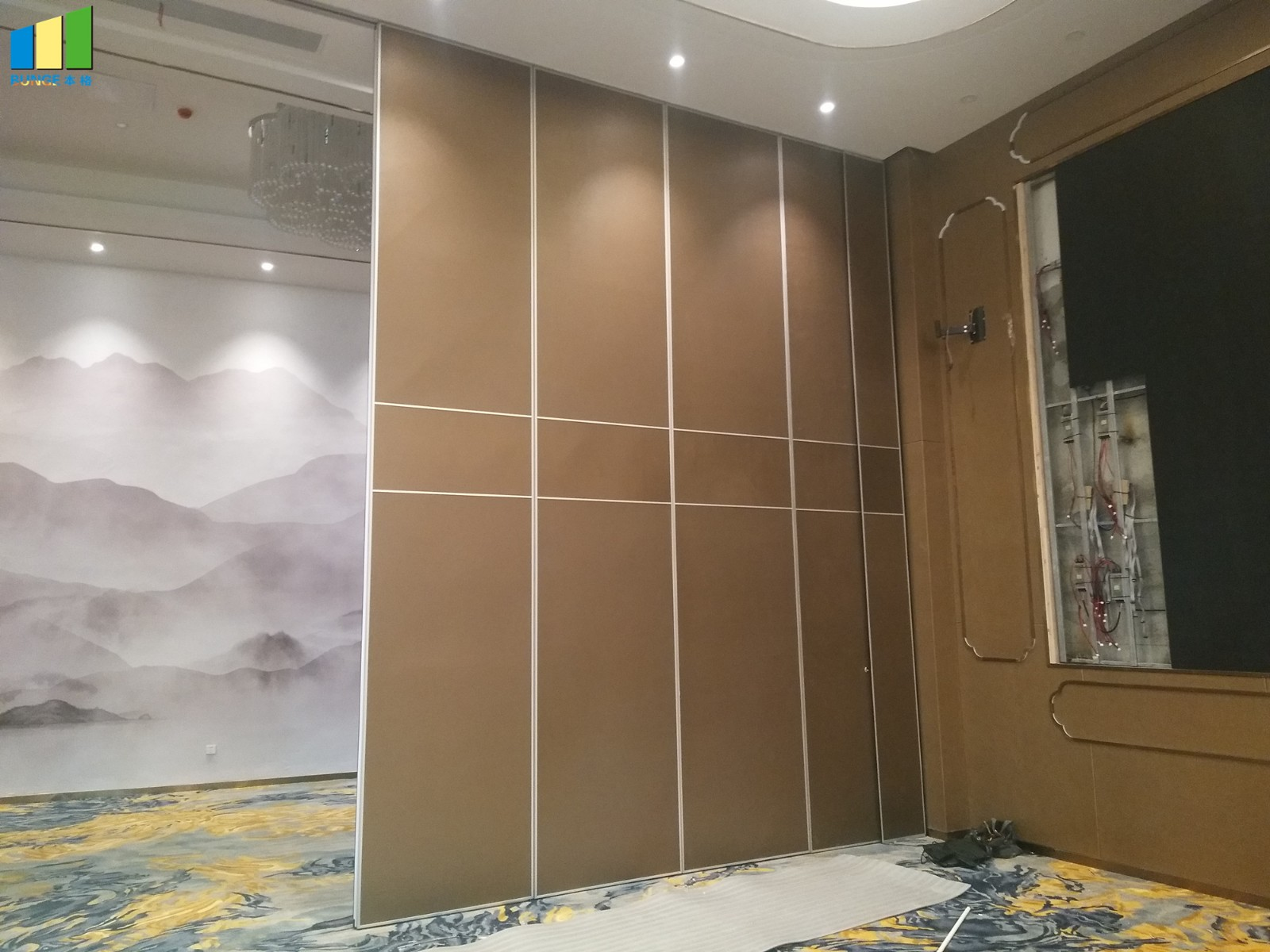 Bunge-Movable Walls Manufacture Movable Partition Wall for Banquet Hall-14