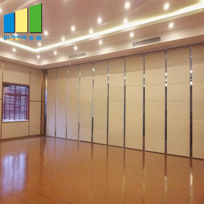 product-EBUNGE-Floor to Ceiling Folding Hanging Modular Movable Acoustic Partition Walls-img
