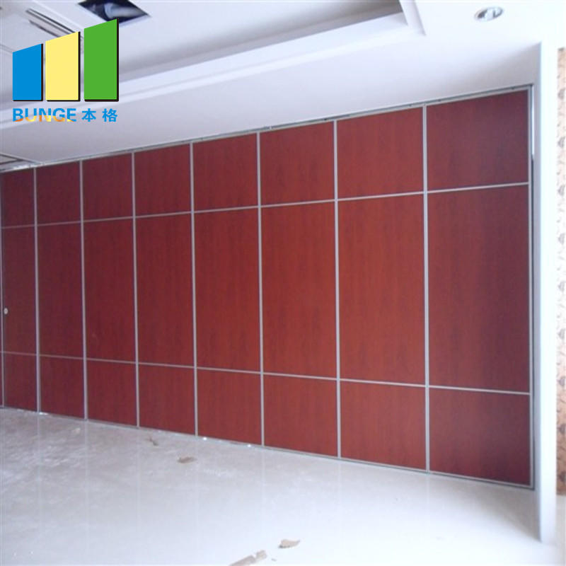 Floor to Ceiling Folding Hanging Modular Movable Acoustic Partition Walls