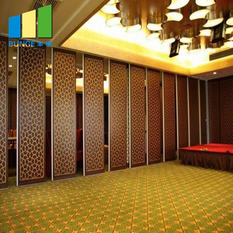 product-EBUNGE-Function Hall Acoustic Operable Partition Walls Cost Singapore-img