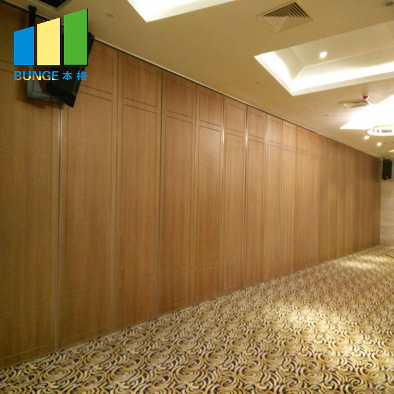 Function Hall Acoustic Operable Partition Walls Cost Singapore