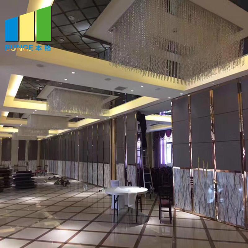 product-Function Hall Acoustic Operable Partition Walls Cost Singapore-EBUNGE-img-1