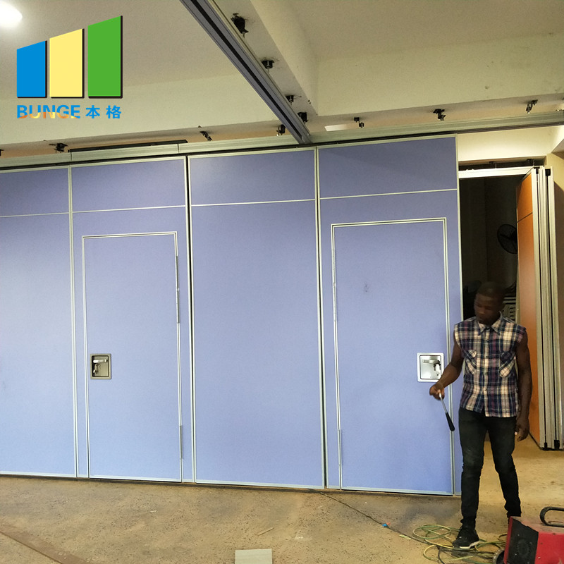 Bunge-Best Operable Wall Function Hall Acoustic Operable Partition Walls Cost-2