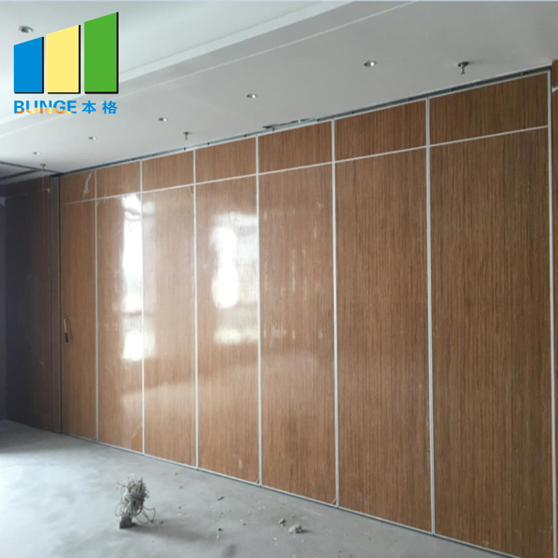 Bunge-Manufacturer Of Movable Walls Banquet Hall Acoustic Operable Movable Partition-6