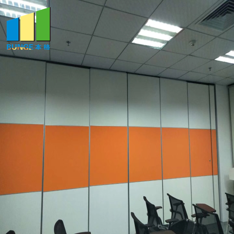 Bunge-High-quality Movable Walls | Banquet Hall Foldable Room Partition Panels-4