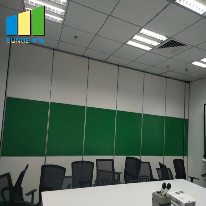 Bunge-High-quality Movable Walls | Banquet Hall Foldable Room Partition Panels-7