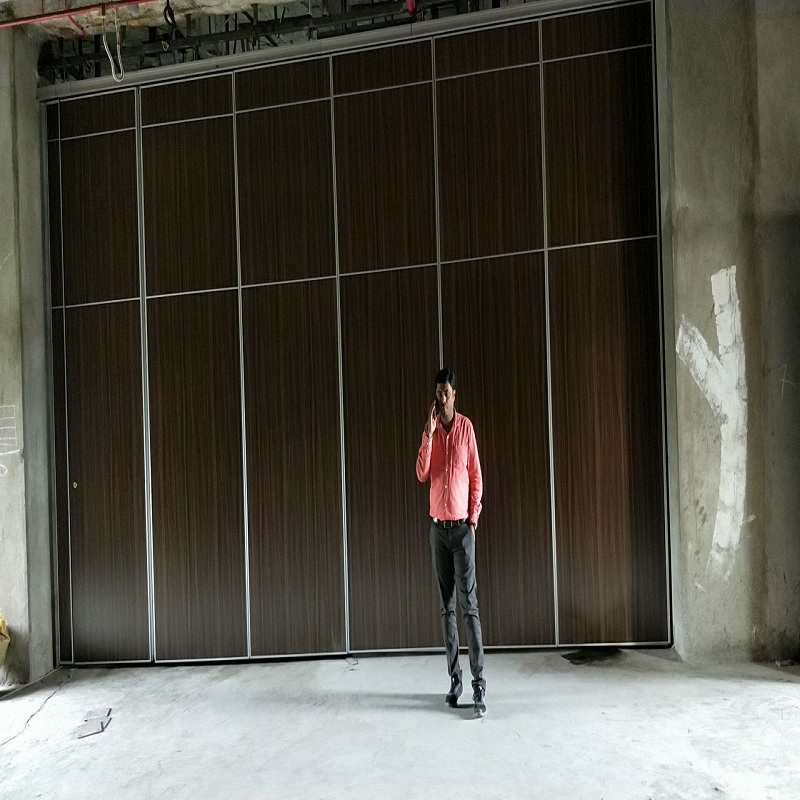 Bunge-Acoustic Partition Wall | Banquet Hall Gypsum Board Wood Wall Partitions-2
