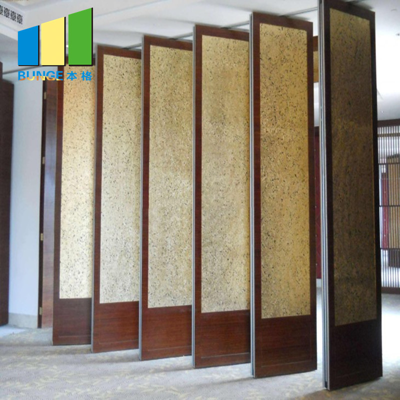 Bunge-Operable Partition Walls Manufacture | Hotel Operable Sound Proof Partition-4