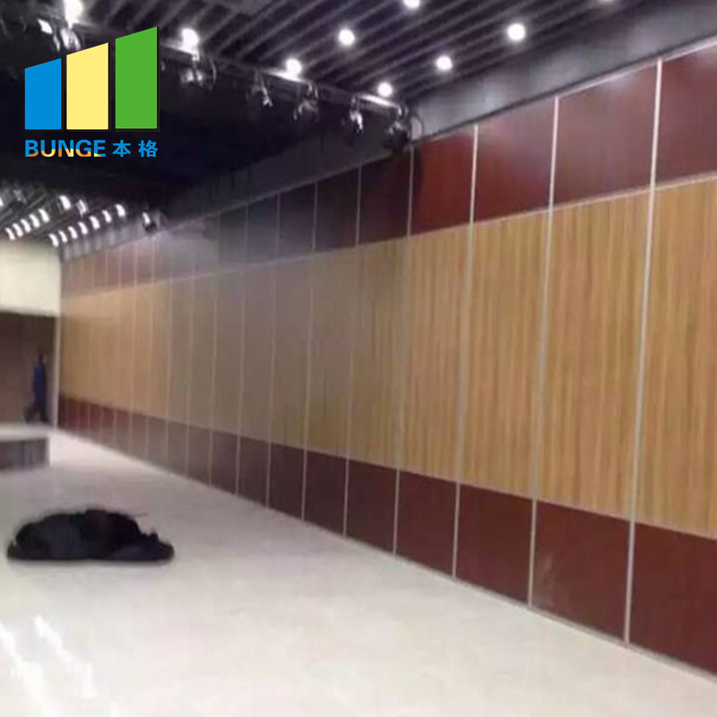 Bunge-Movable Room Dividers, Meeting Room Fire Resistant Movable Acoustic Sliding-1