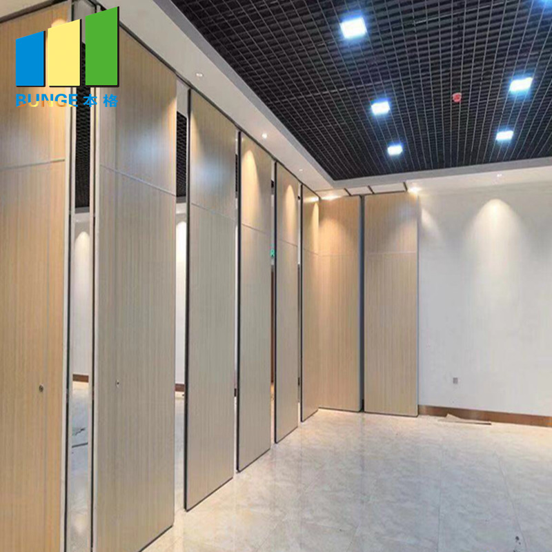 Bunge-Interior Partition-description Of Movable Partition Walls-1