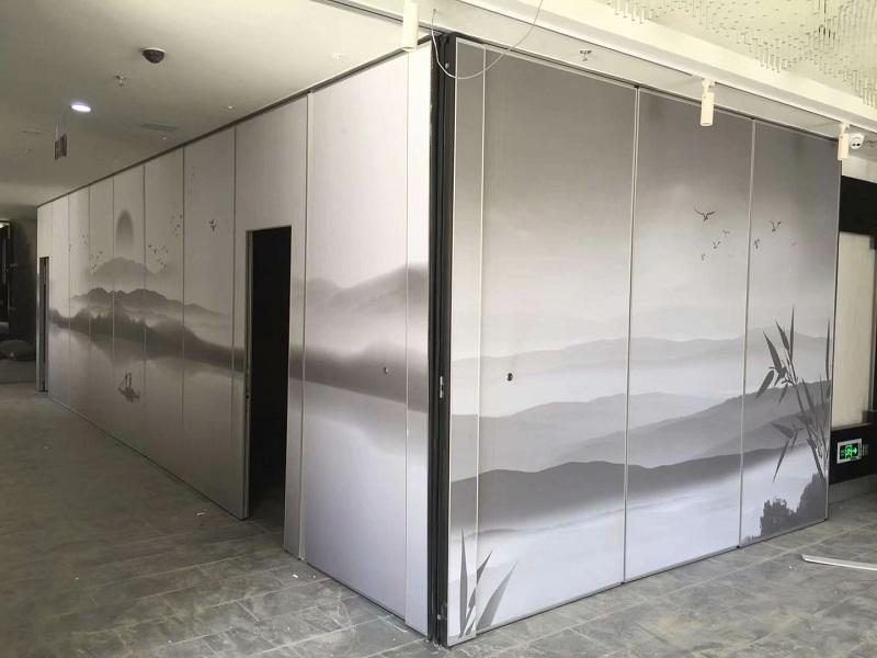 BUNGE Movable Partition Walls Details