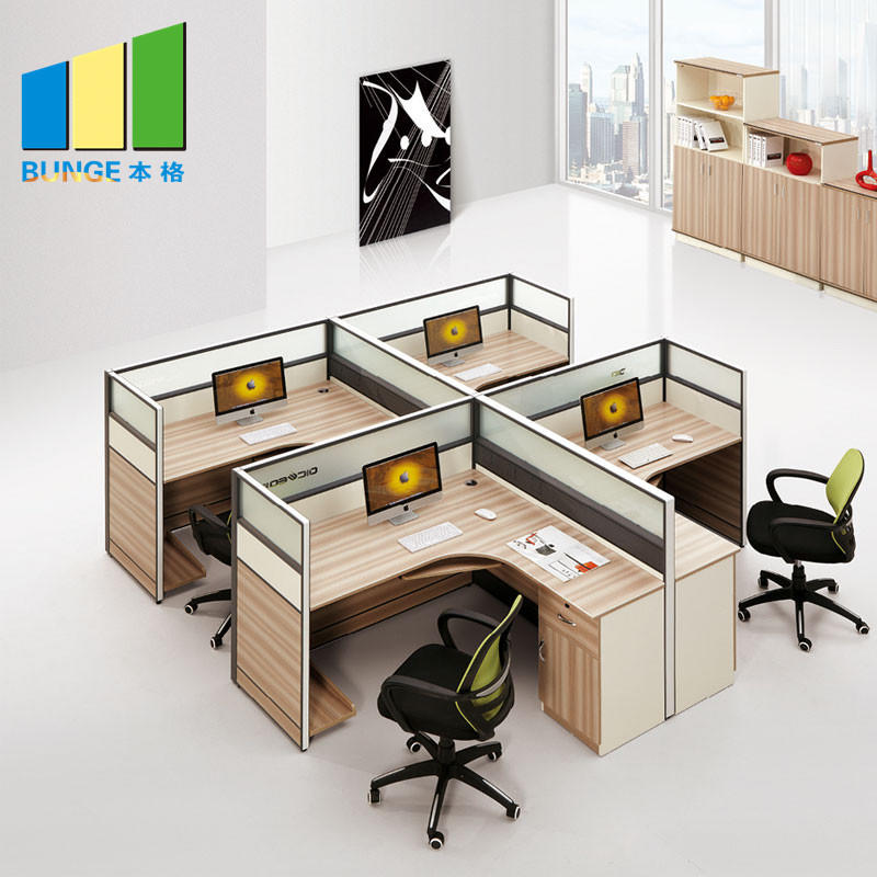 Modern Conference Room Modular Workstations, Tables and Cubicles for office