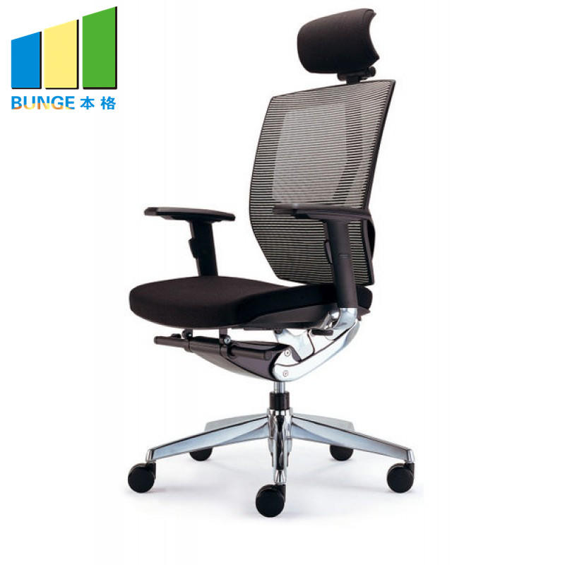 Office Furniture Fabric Office Chair Metal Frame Comfortable Office Mesh Chair Executive