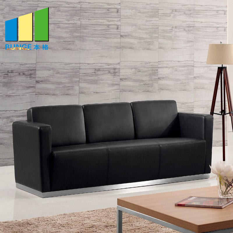 Wooden Office Sofa Design Modern Furniture Office Sofa Chair for Conference Room