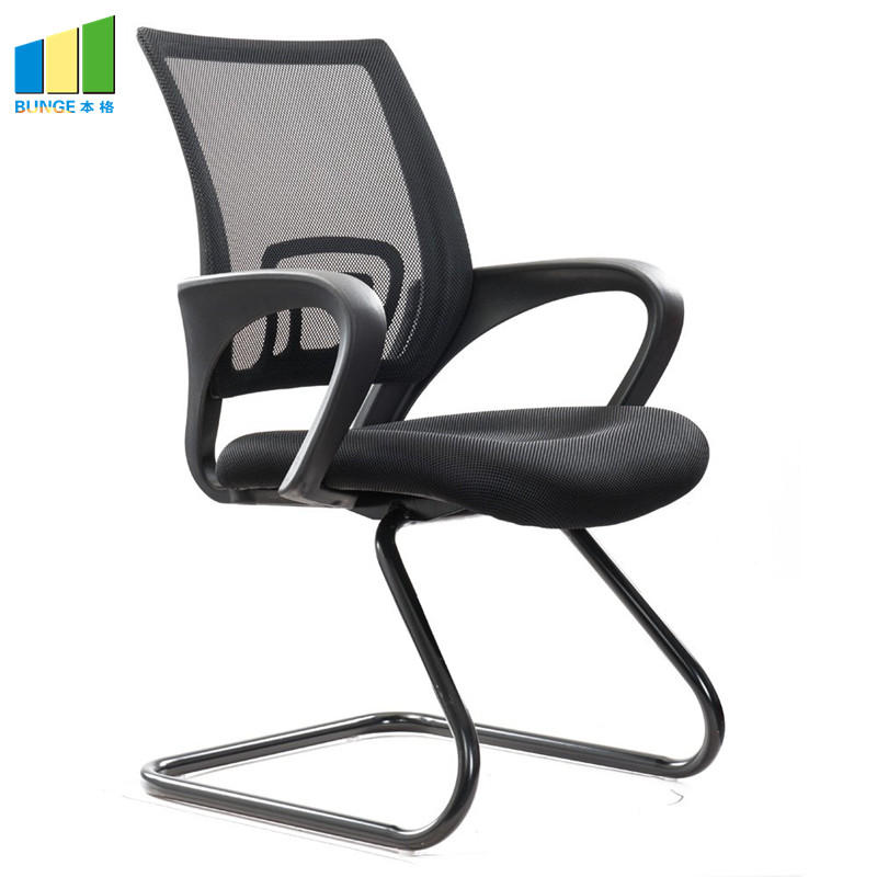 product-Modern Office Workstation Desk Comfortable Ergonomic Fabric Office Chair Executive-EBUNGE-im-1