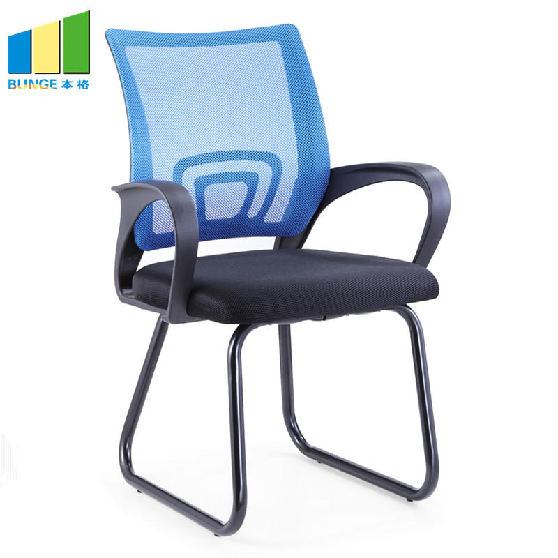 Modern Office Workstation Desk Comfortable Ergonomic Fabric Office Chair Executive