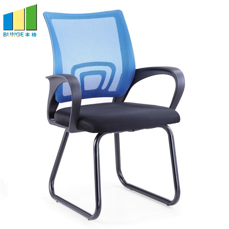 Modern Office Workstation Desk Comfortable Ergonomic Fabric Office Chair Executive