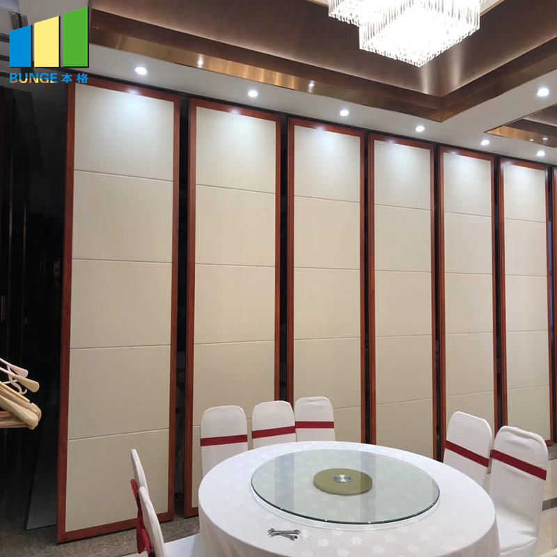 Soundproof Mobile walls Partition Sliding Walls Acoustic Movable Folding Partition Wall