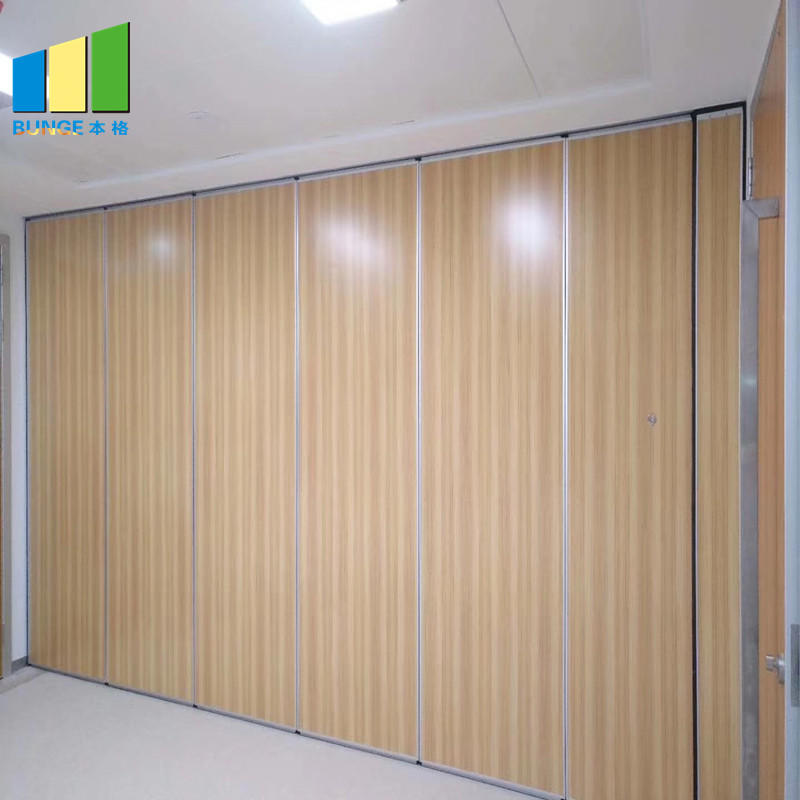 product-Soundproof Mobile walls Partition Sliding Walls Acoustic Movable Folding Partition Wall-EBUN-1