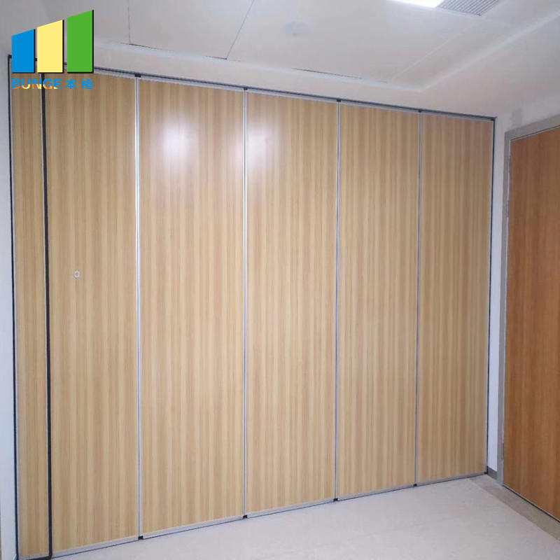 product-EBUNGE-Soundproof Mobile walls Partition Sliding Walls Acoustic Movable Folding Partition Wa