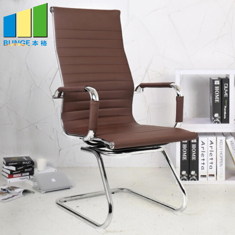 Boss Seat Cover Executive Modern Comfort High Back Leather Office Chair-EBUNGE