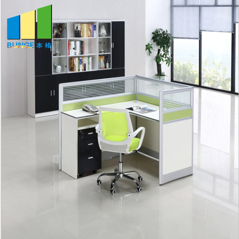 product-EBUNGE-Modern Office Table Tops Office Wood Furniture 4 Person Workstations-img