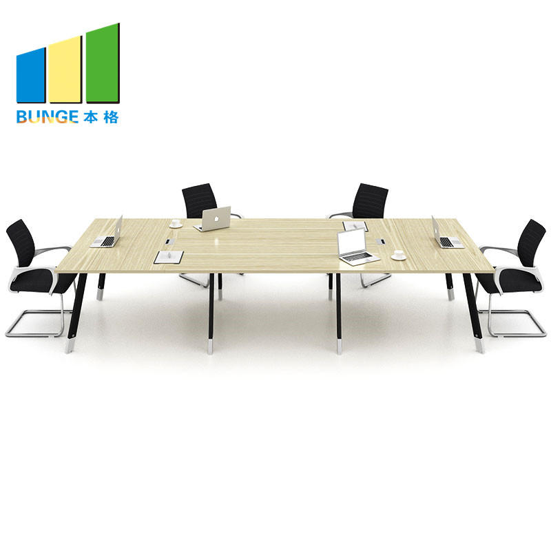 product-EBUNGE-Office Boardroom Table Tops Meeting Room Modern Conference Tables-img