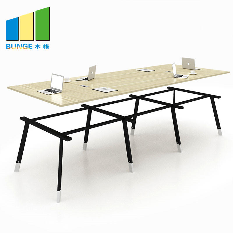 Office Boardroom Table Tops Meeting Room Modern Conference Tables-EBUNGE