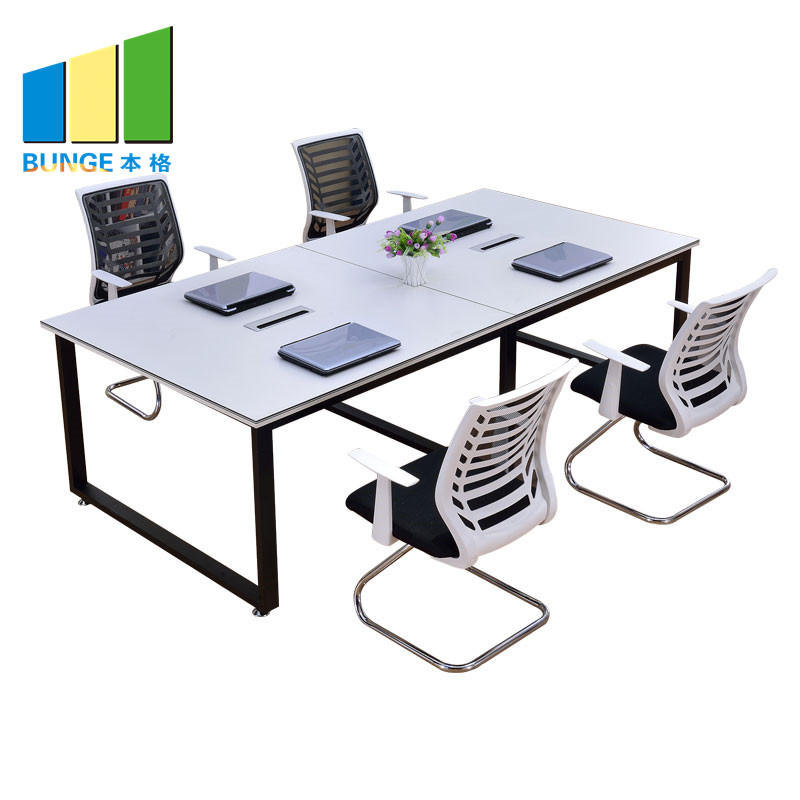 Office Furniture Modern Conference Table Training Table Negotiating Tables-movable wall- folding partition-operalbe wall-EBUNGE