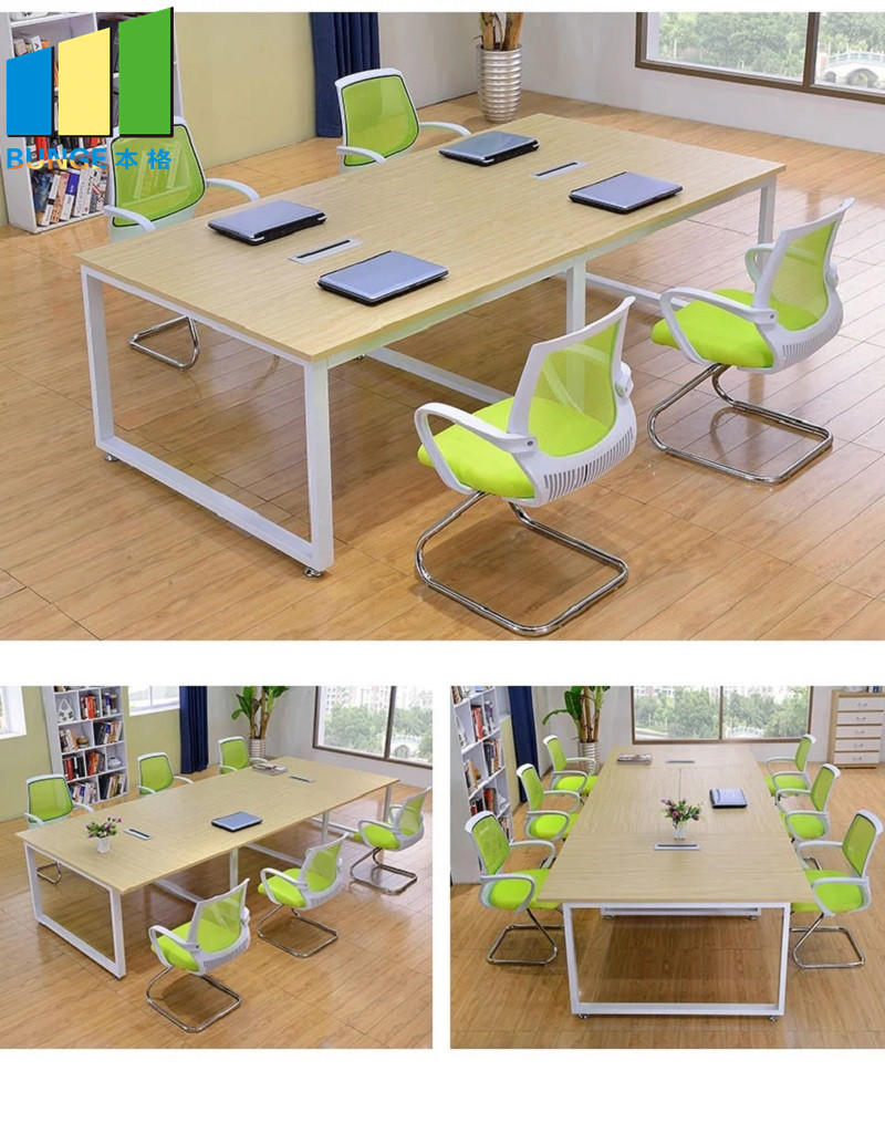 EBUNGE cubicle desk factory direct supply for boardroom