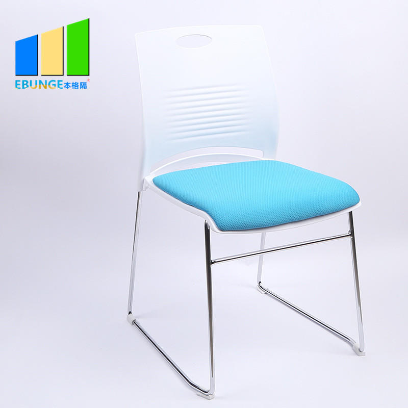 Office Furniture Desk Modern Design Children Study Fabric Stackable Plastic Office Chair