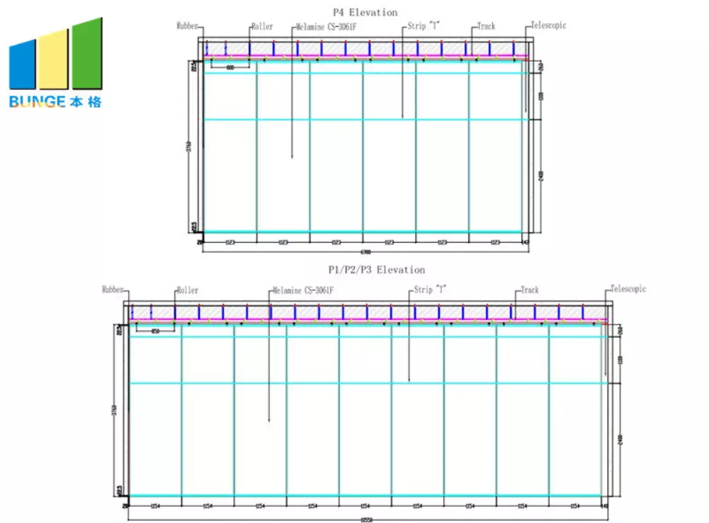 EBUNGE-Movable Partition, Style Movable Partitions Price List | Ebunge-1