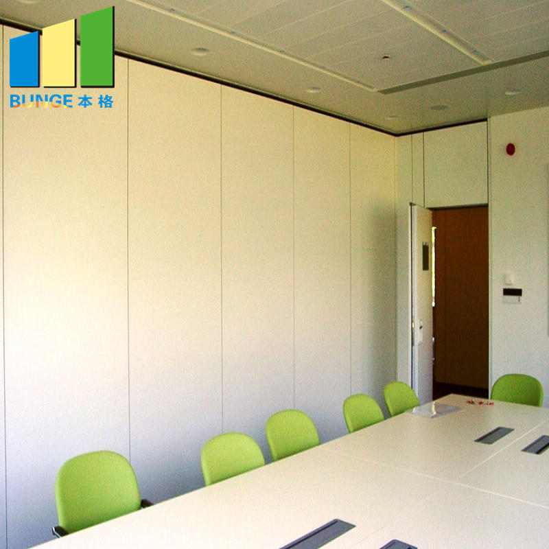 Conference Room Folding Partition Doors Acoustic Movable Walls Classroom Conference Room Folding Partition for Office