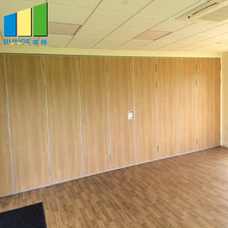 product-EBUNGE-Conference Room Folding Partition Doors Acoustic Movable Walls Classroom Conference R