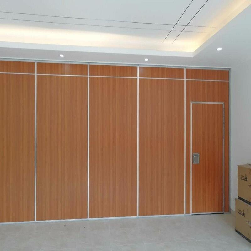 RTS Removable Sound Proof Wall Partitions Folding Sliding Acoustic Room Partitions for Conference Room