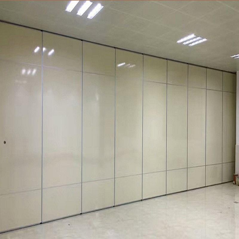 Conference Hall Folding Sliding Movable Door Partitions Banquet Acoustic Folding Room Partitions-EBUNGE