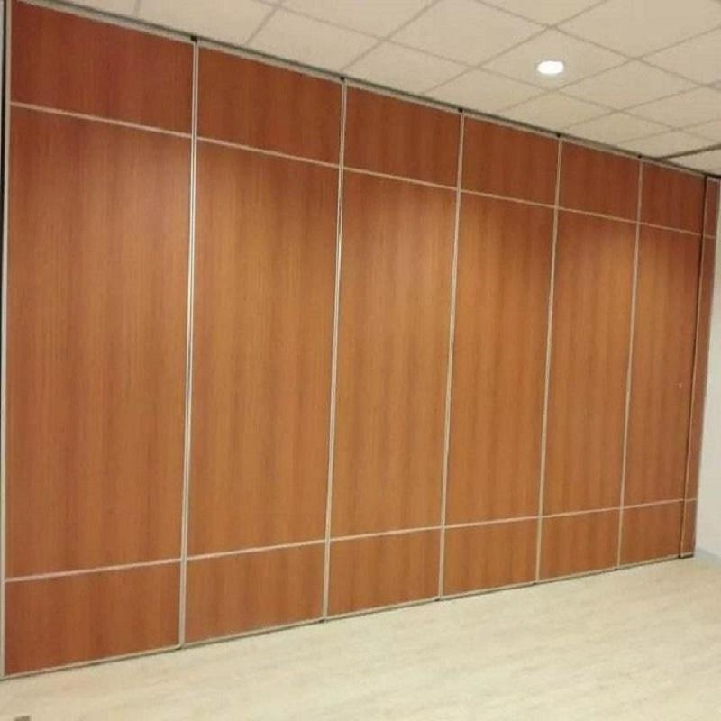 China Hot Sale Banquet Hall Removable Acoustic Room Partitions Hotel Acoustic Movable Walls