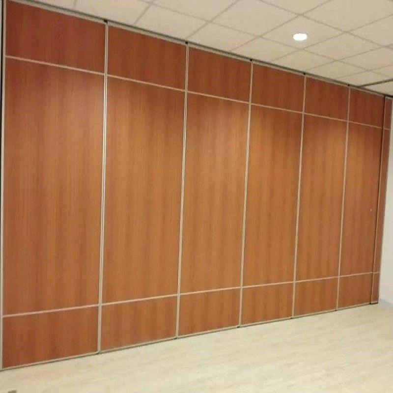 China Hot Sale Banquet Hall Removable Acoustic Room Partitions Hotel Acoustic Movable Walls-EBUNGE