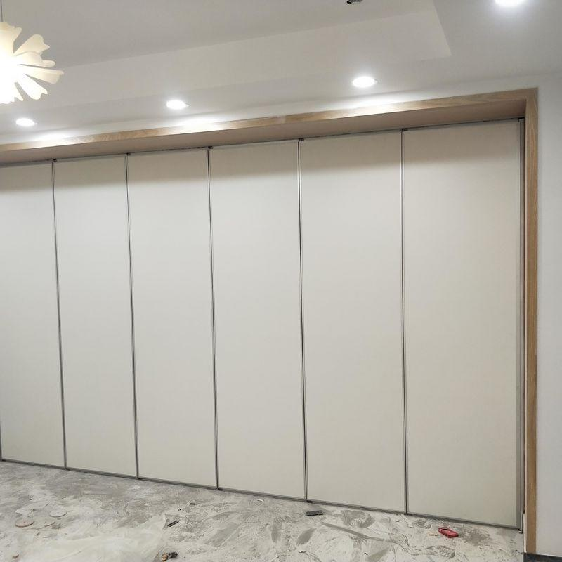product-Sliding Door Movable Acoustic MDF Sound Proof Partition Walls for Conference Hall-EBUNGE-img-1