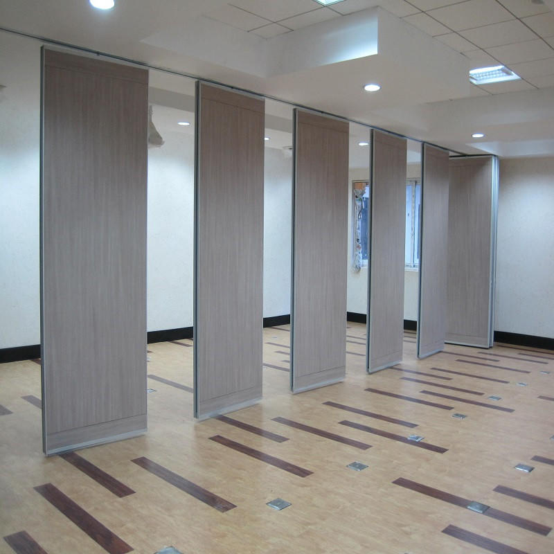 Banquet Hall Office Operable Walls Acoustic Sliding Folding Movable Partitions Price-EBUNGE