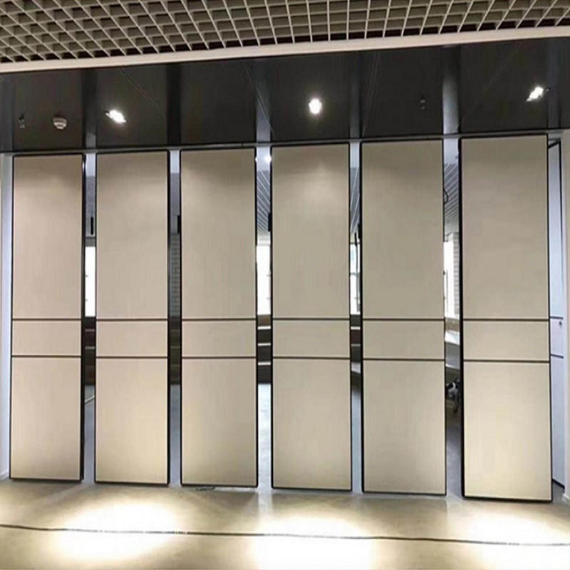 Banquet Hall Office Operable Walls Acoustic Sliding Folding Movable Partitions Price