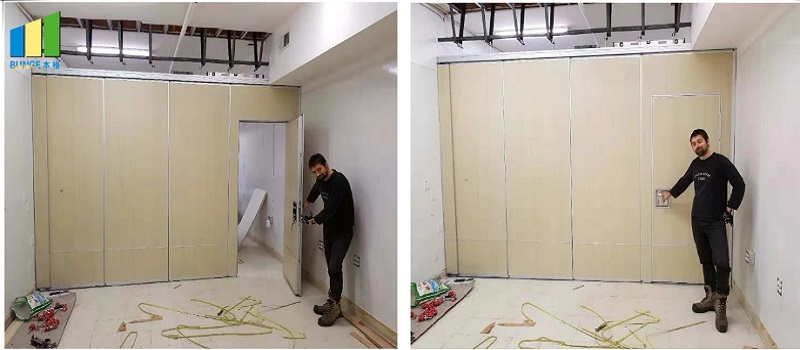 EBUNGE-Oem Movable Partition Manufacturer, Foldable Partition Doors-3